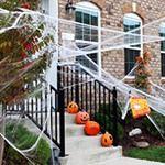 Halloween : allez-vous décorer votre logement en maison hantée?