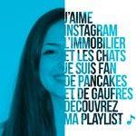Empruntis en musique : Marion, rédactrice web