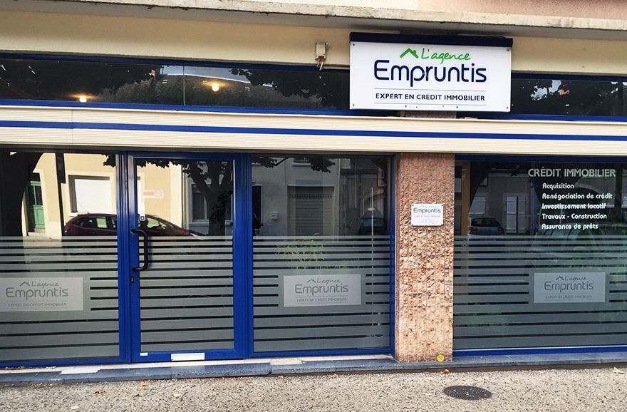 Empruntis l'agence Chateauroux