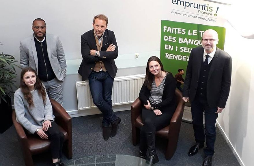 Empruntis l'agence Le Havre