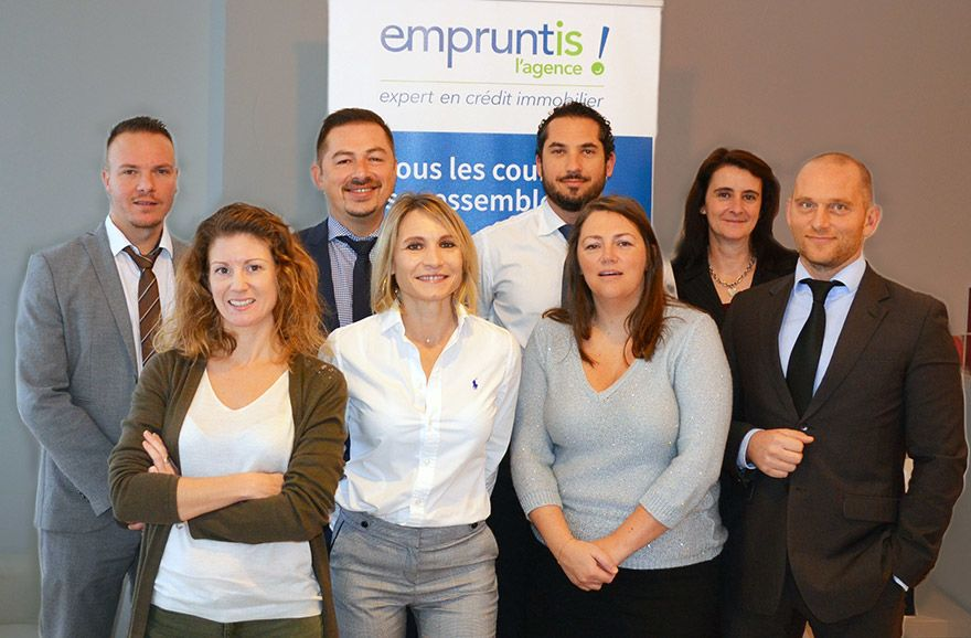 Empruntis l'agence Toulon