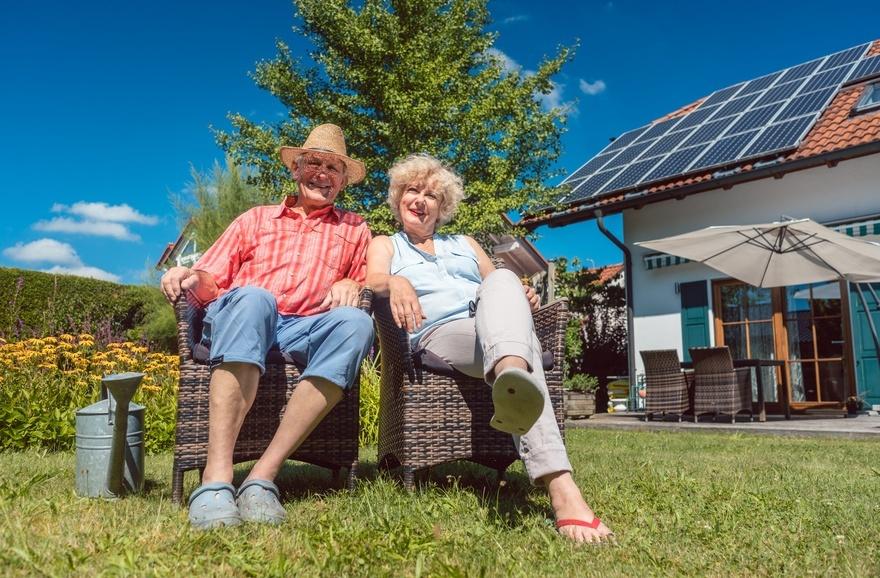 Immobilier : les séniors achètent de plus en plus