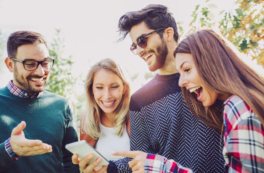 Consommation : les Européens ont le smile!