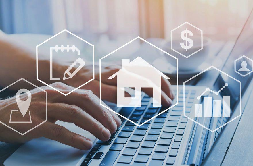 Immo : en novembre, léger rebond des taux du crédit immobilier