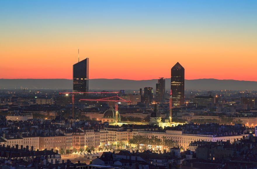 Marché immobilier : Lyon progresse à toute allure