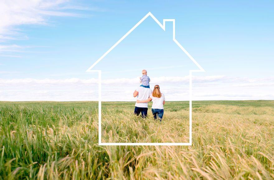 Immobilier : en région, les taux de prêt sont toujours au plus bas