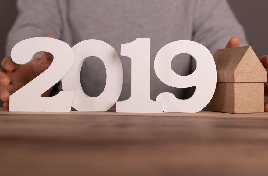 Immobilier : 9 bonnes raisons de penser que 2019 sera l'année des emprunteurs