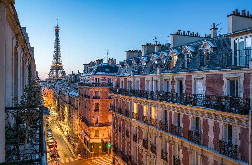 Immo : cartographie de la rentabilité d'un investissement locatif à Paris