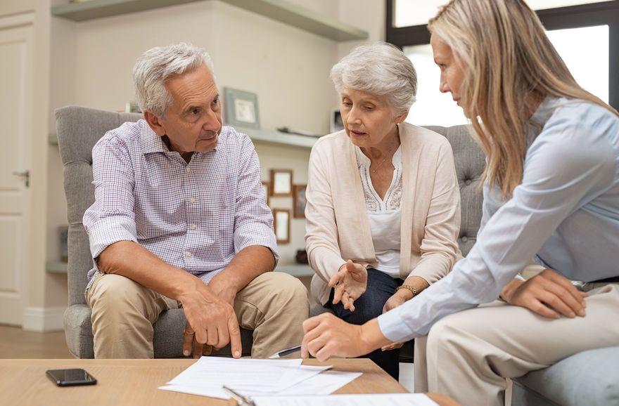 Pouvoir d'achat : les seniors actifs et leurs fins de mois