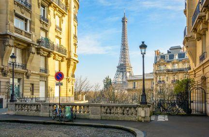 Immo : quel est le prix d'une vue sur la tour Eiffel?